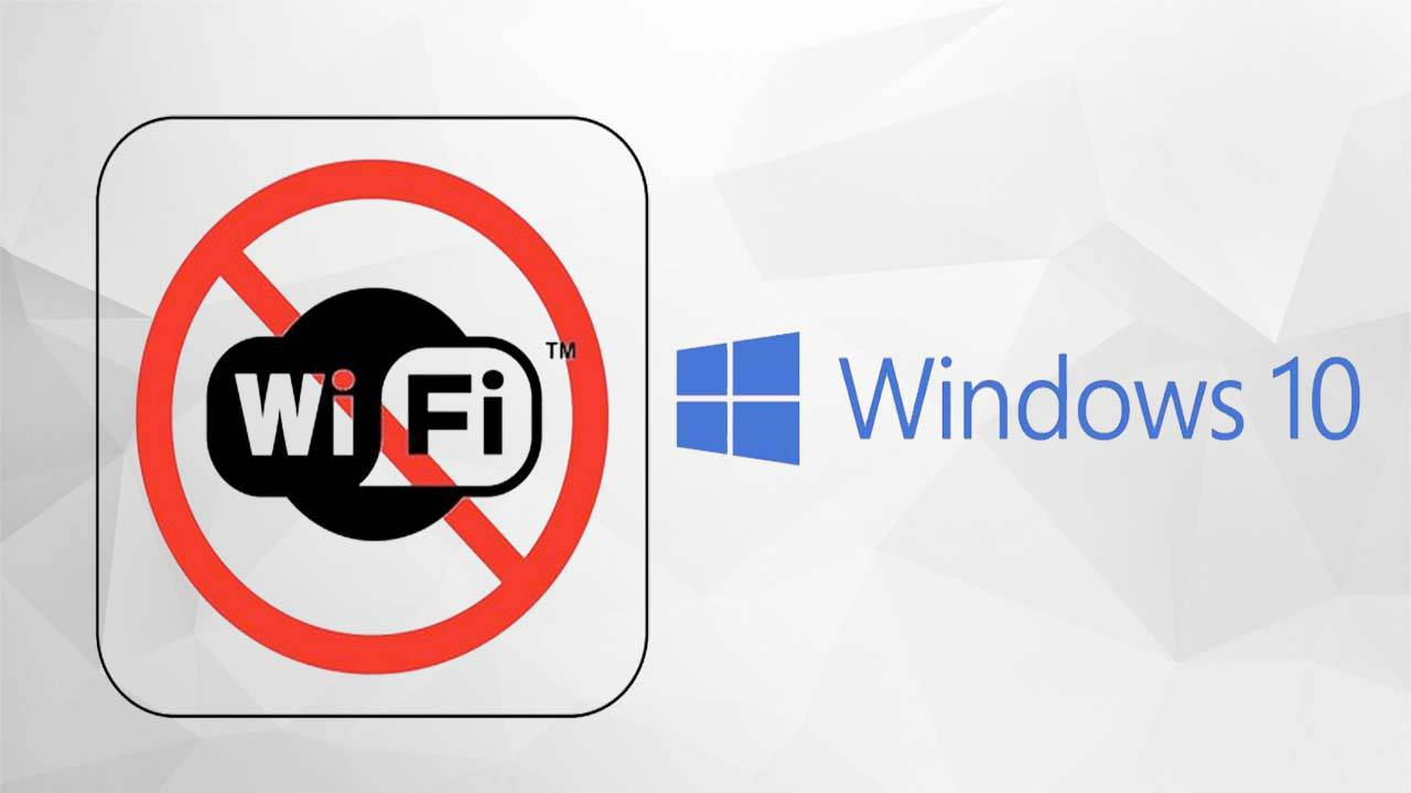 Desigando o compartilhamento de rede Wifi do Windows 10