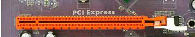 Slot PCI Express